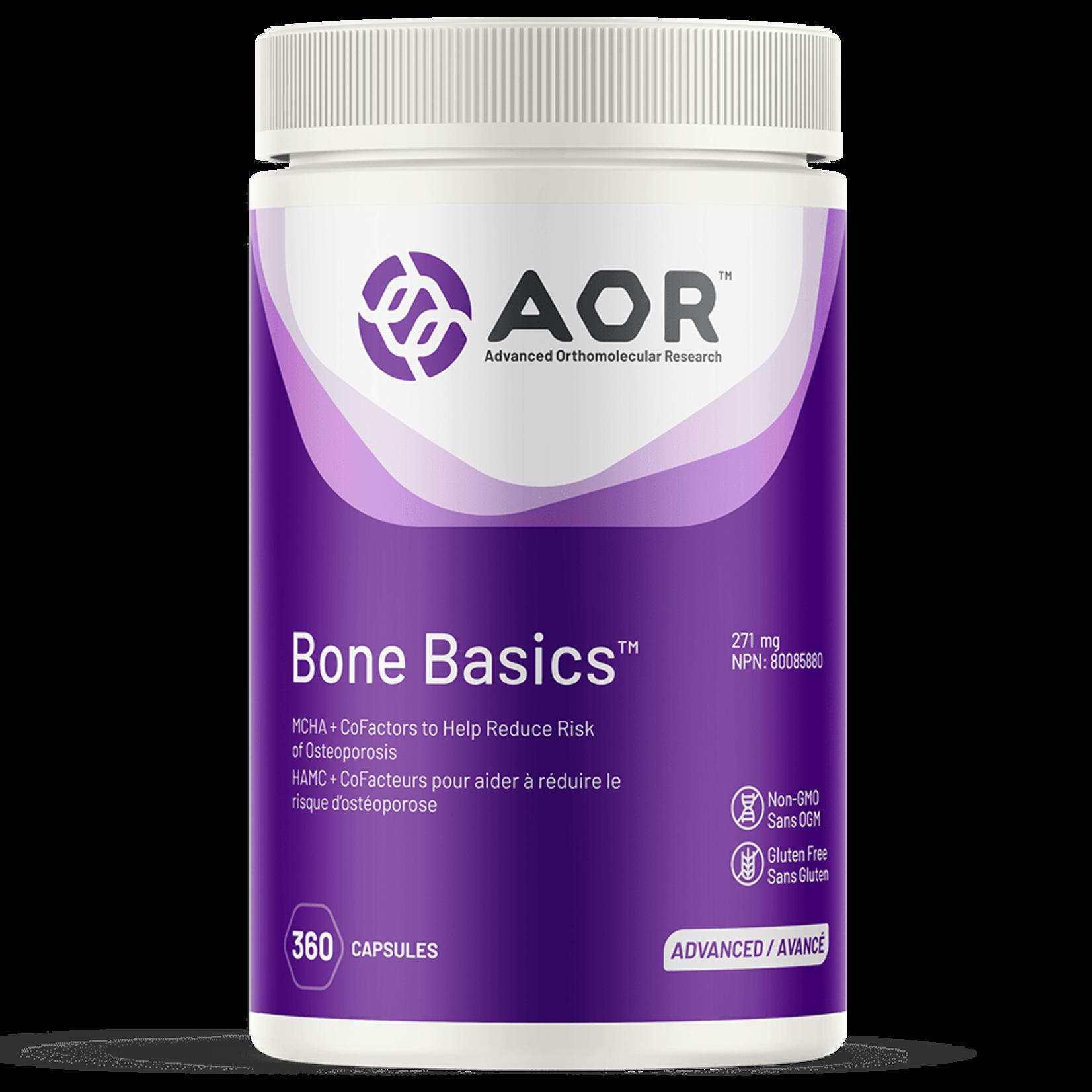 AOR Bone Basics 360 caps