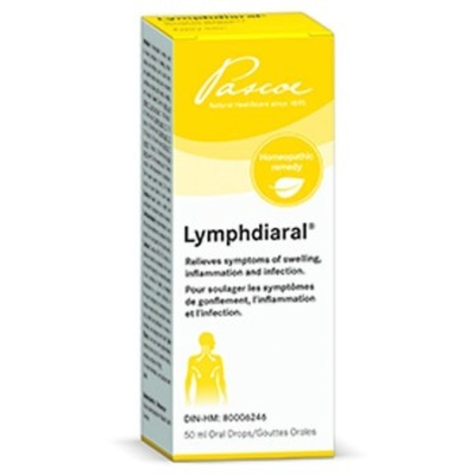 Pascoe Pascoe Lymphdiaral Drops 50ml