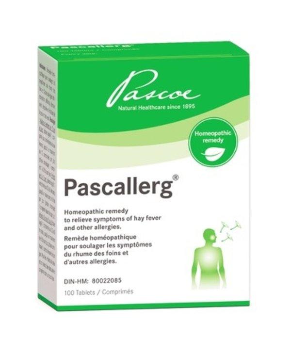 Pascallerg 100 tabs