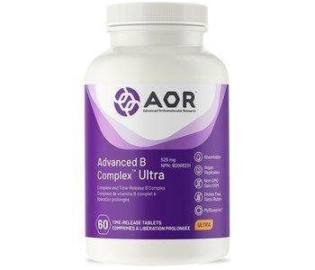 AOR Advanced B Complex Ultra 60 tabs