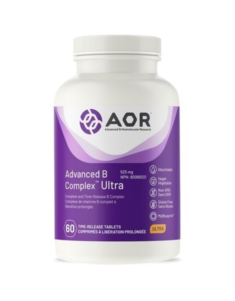 AOR AOR Advanced B Complex Ultra 60 tabs