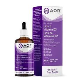 AOR AOR Vitamin D3 Liquid Vegan 50ml