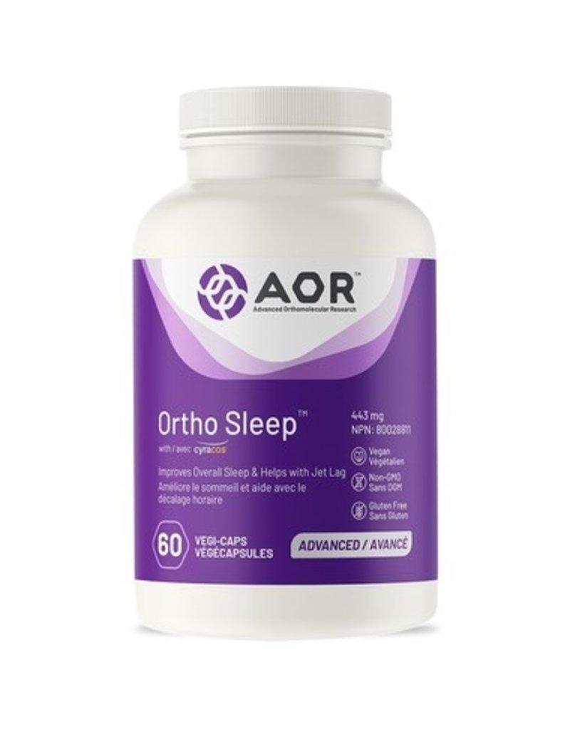 AOR AOR Ortho sleep 60 caps