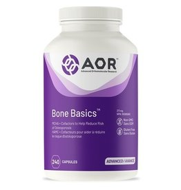 AOR AOR Bone Basics 120 caps