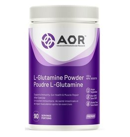AOR AOR L-glutamine powder 454g