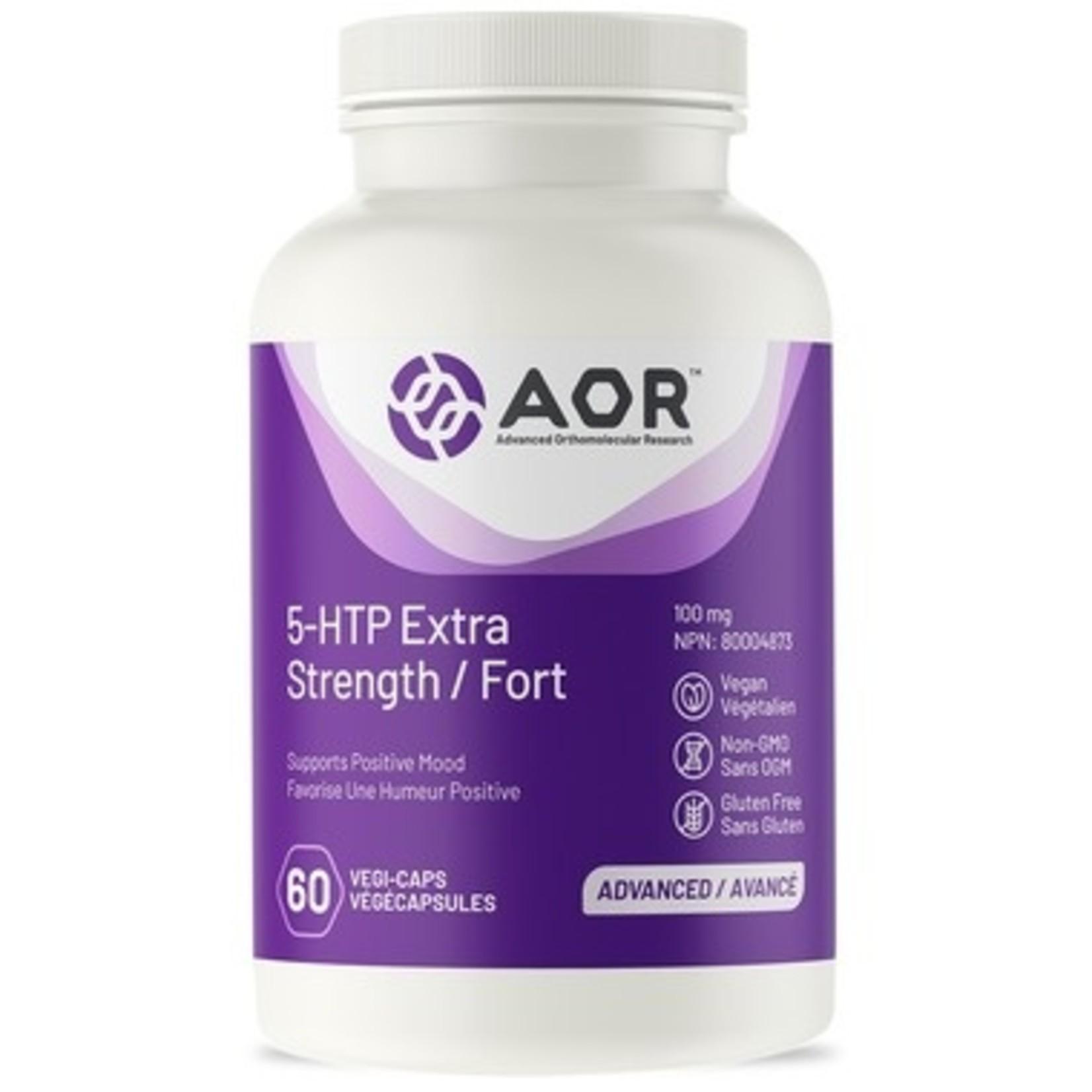 AOR AOR 5-HTP Extra Strength 100mg 60caps