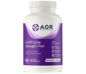 AOR 5-HTP Extra Strength 100mg 60caps