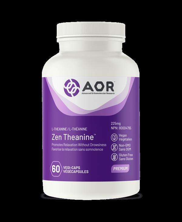 AOR Zen theanine 225 mg 60caps