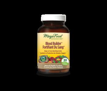 Mega Food Blood Builder Vegan 90 tablets