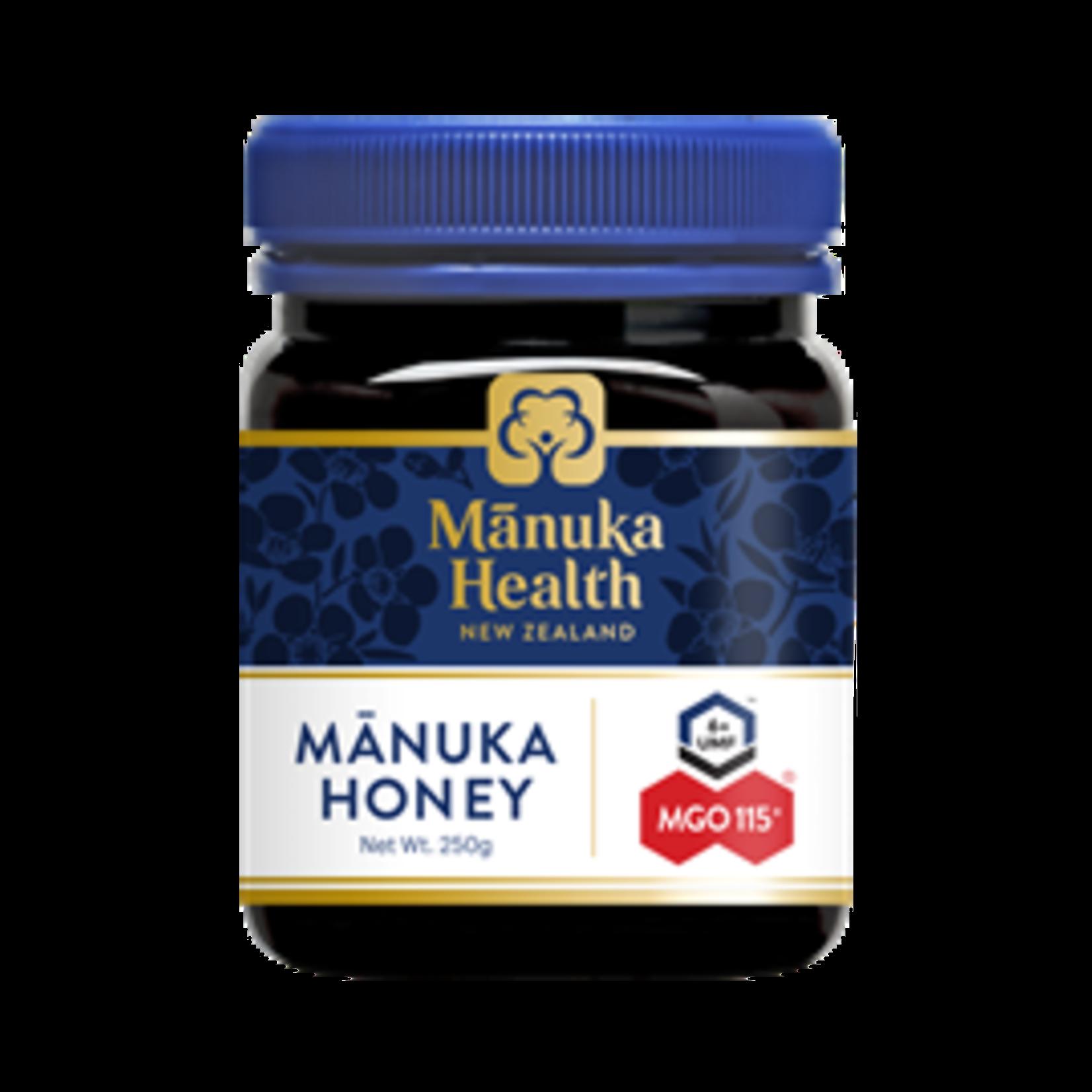 Manuka Health Manuka Honey MGO 115 6+UMF 250ml