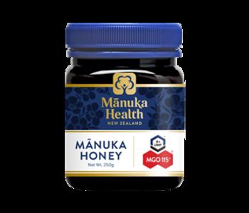 Manuka Honey MGO 115 6+UMF 250ml