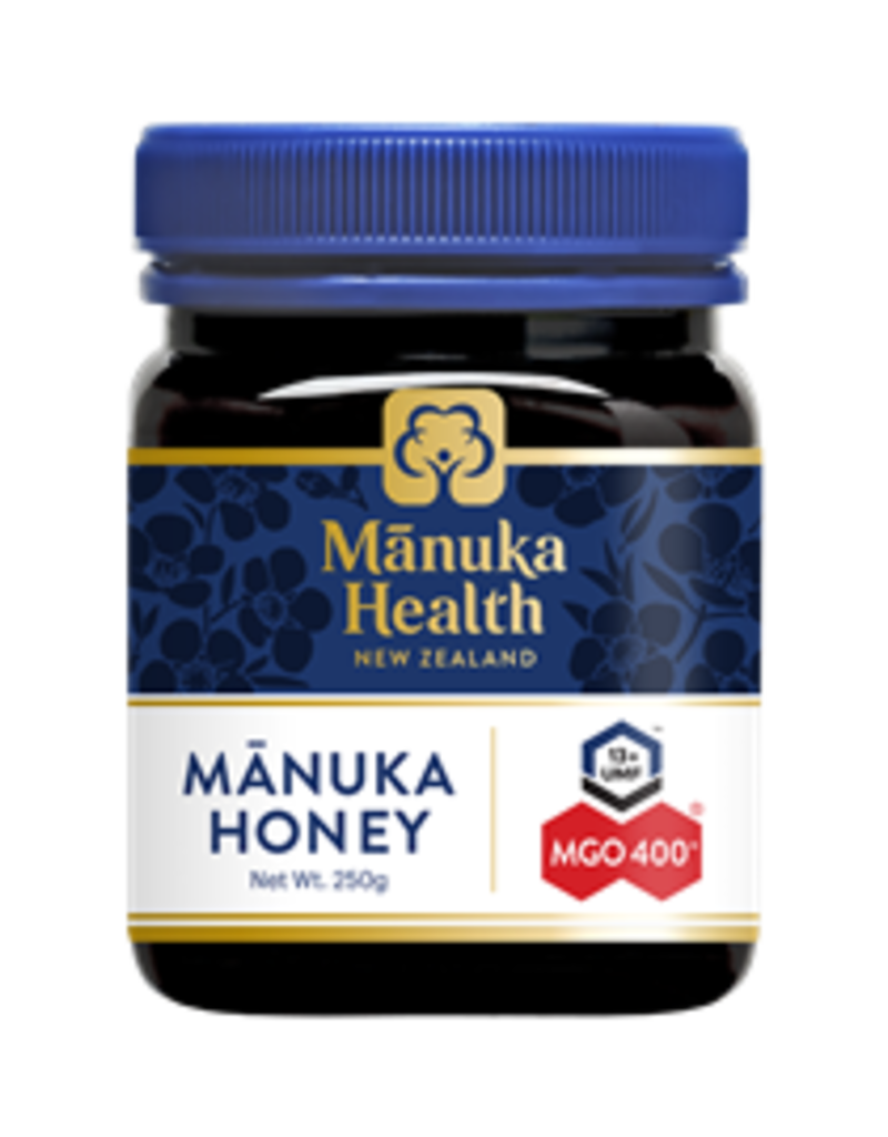 Manuka Health Manuka Honey MGO 400 13+ UMF 250g