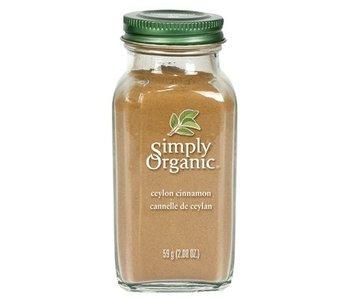 Organic Ceylon Cinnamon 59g