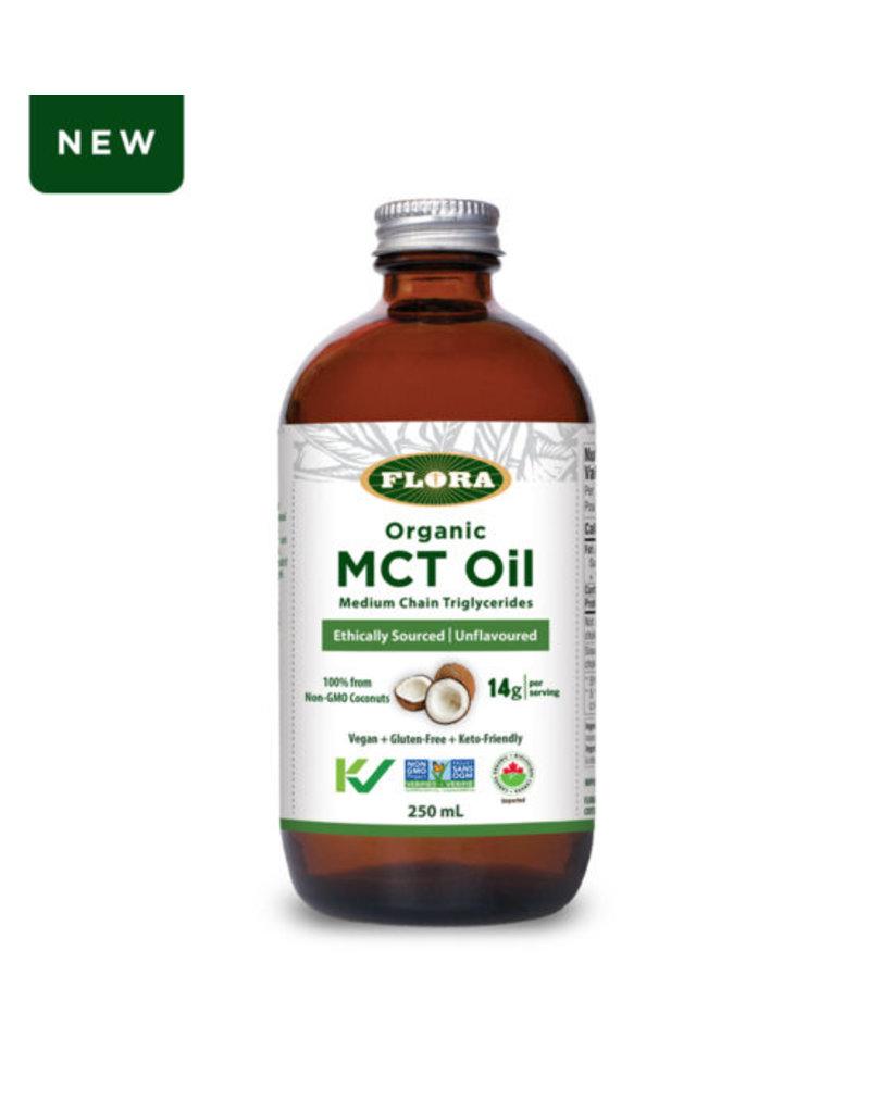 Flora Flora Organic MCT Oil 250ml