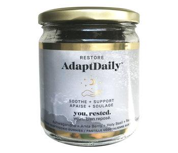 Adapt Daily - Restore Vegan Adaptogenic Gummies 405g