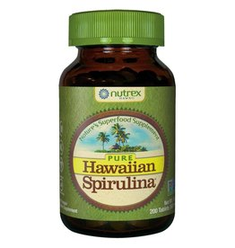 Nutrex Hawaii Pure Hawaiian Spirulina 200 tabs