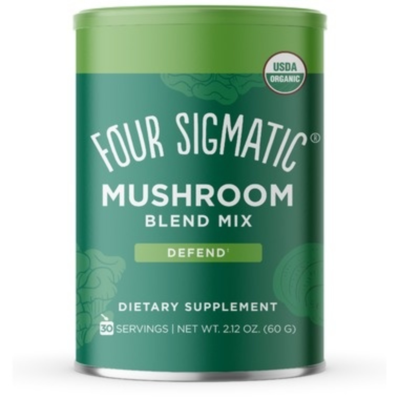 Four Sigmatic Mushroom Blend Mix 60g
