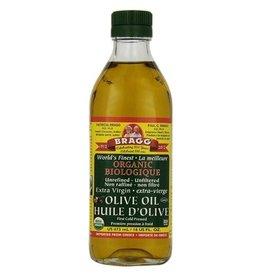 Braggs Olive Oil Organic Unrefined Extra-Virgin 473ml
