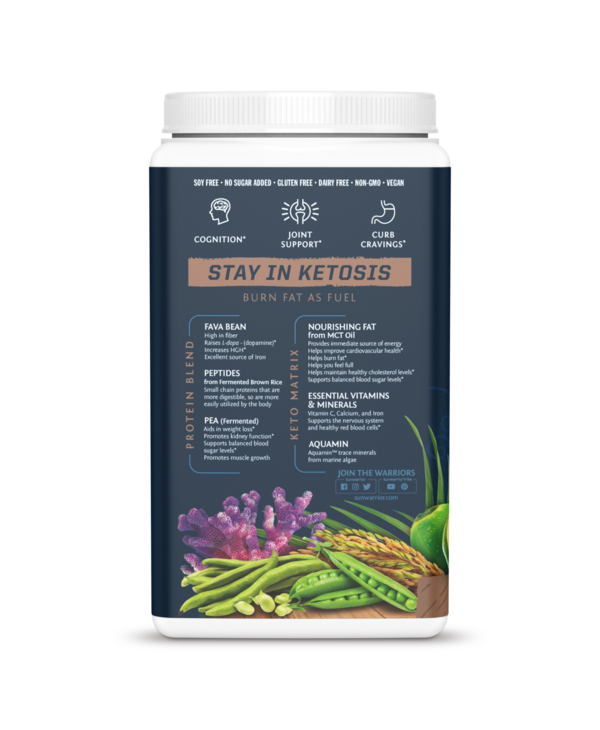 Clean Keto Protein - Chocolate 720g