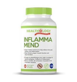 Healthology Healthology Inflamma-mend Inflammation Formula 60 softgels