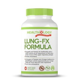 Healthology Healthology Lung-FX Formula 90 caps