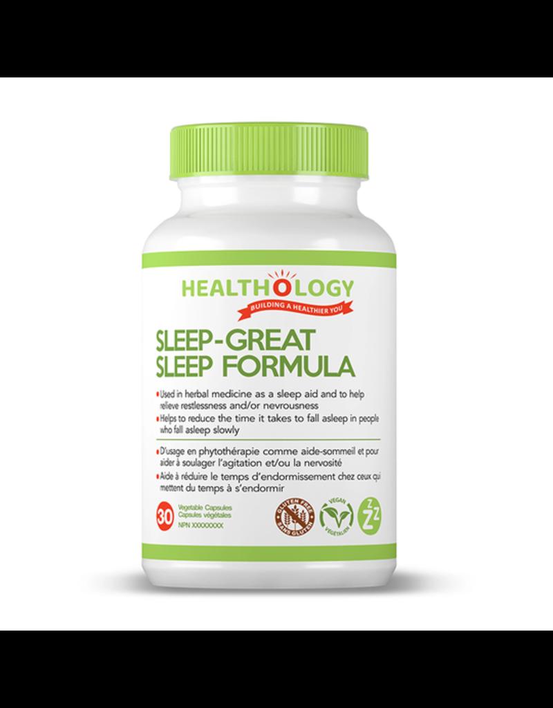 Healthology Healthology Sleep Great Formula 30 caps