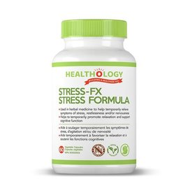 Healthology Healthology Stress-FX Stress Formula 60 caps
