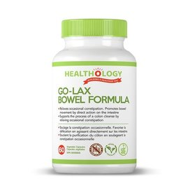 Healthology Healthology Go-Lax Bowel Formula 60 caps