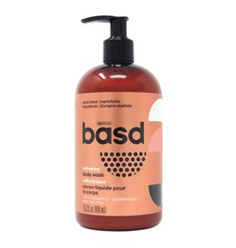Basd Basd Refreshing Citrus Grapefruit Body Wash 450ml