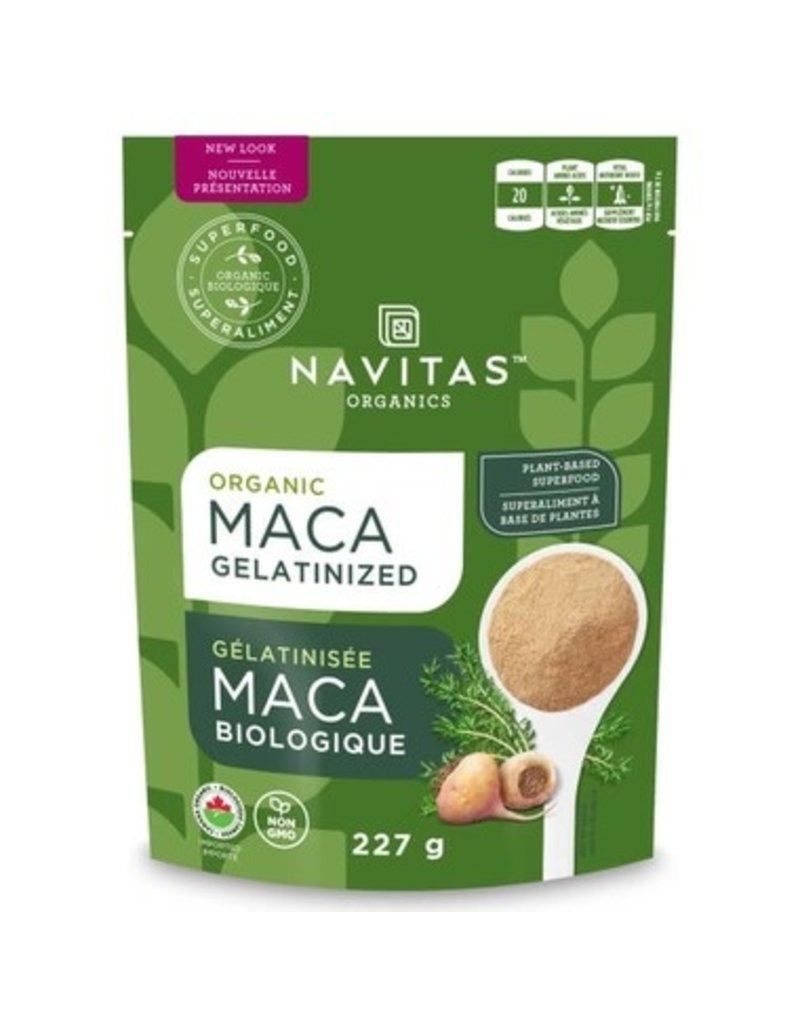 Navitas Naturals Organic Maca Gelatinized 227g