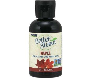 NOW Better Stevia Maple 59ml