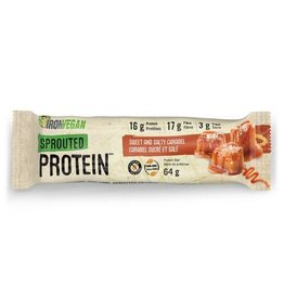 Iron Vegan Iron Vegan Protein Bar Sweet and Salty Caramel