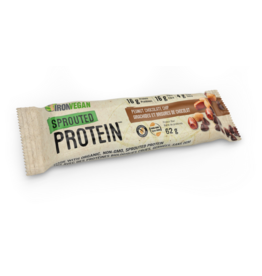 Iron Vegan Iron Vegan Protein Bar - Peanut Chocolate Chip