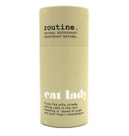 Routine Routine Cat Lady Deodorant Stick 50g