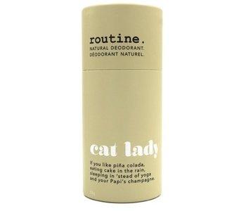 Routine Cat Lady Deodorant Stick 50g