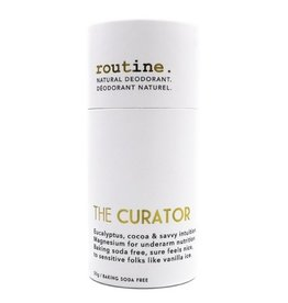 Routine Routine The Curator Deodorant Stick 50g