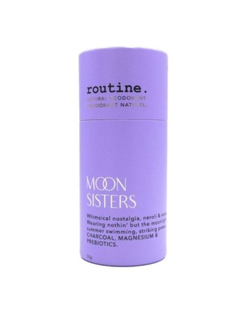 Routine Routine Moon Sisters Deodorant Stick 50g
