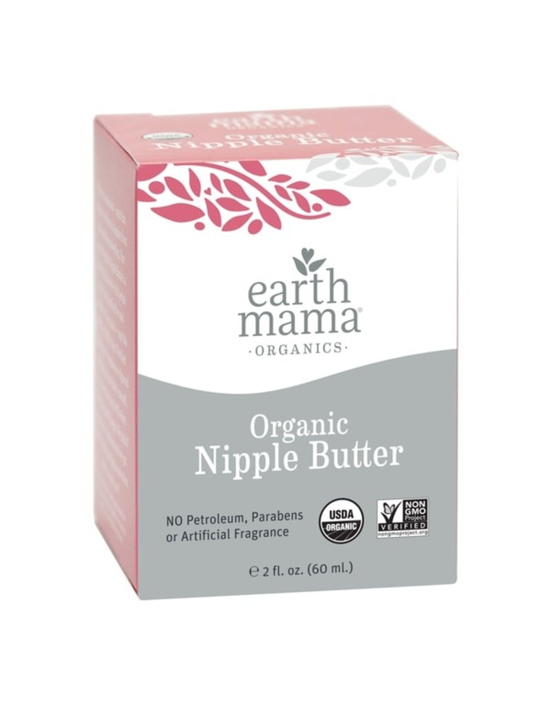 Earthmama Organics  Organic Nipple Butter 60ml