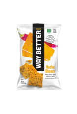 Way Better Nacho Cheese Whole Grain Tortilla Chips 156g
