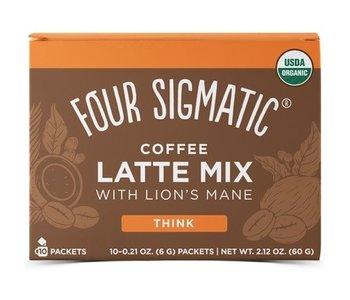 Coffee Latte Lion's Mane box of 10