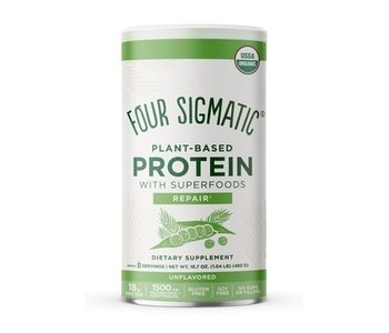 Plant Based Protein Unflavoured 480g