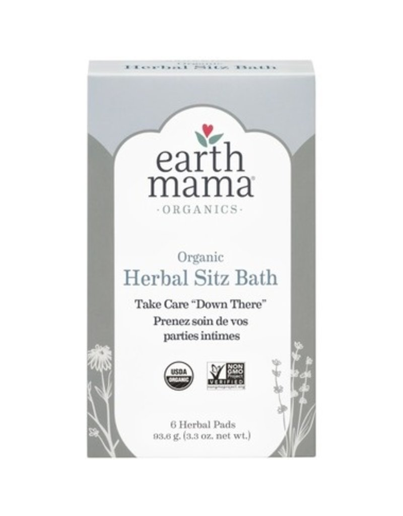 Earthmama Organics Herbal Sitz Bath