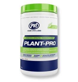 Pure Vita Labs Plant Pro Vegan Protein Vanilla 840g