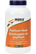 NOW Psyllium Husk 100% Pure 340g