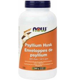 NOW Psyllium Husk 100% Pure 340g