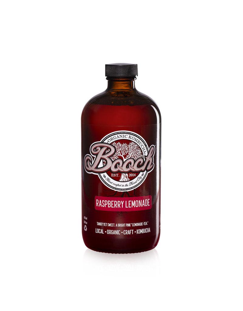 Booch Booch Organic Kombucha Raspberry Lemonade 473ml