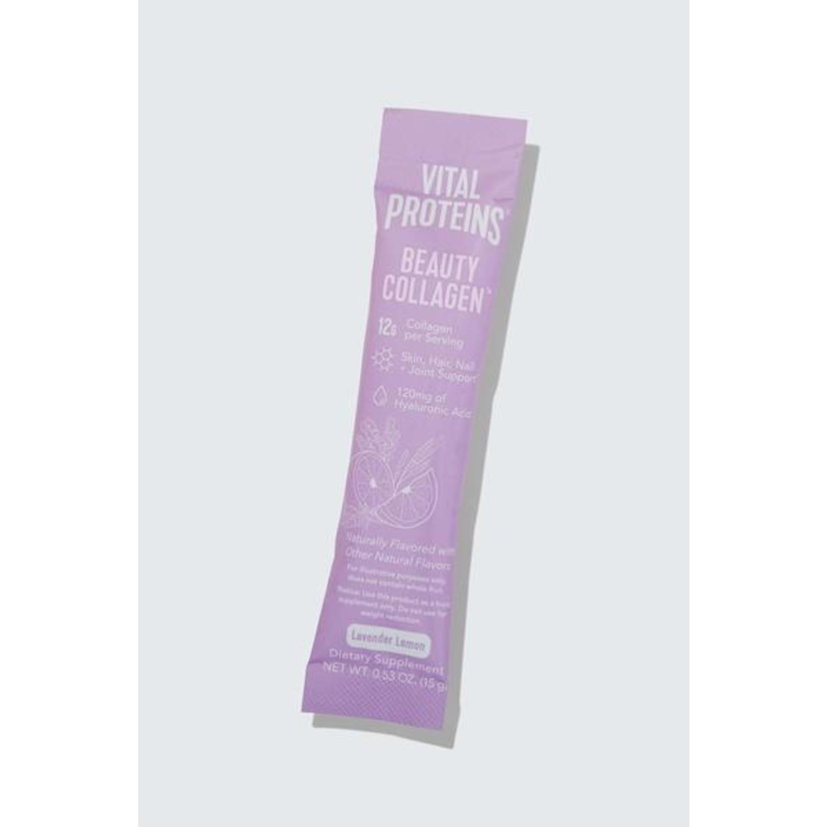 Vital Proteins Beauty Collagen Lavender Lemon- Single