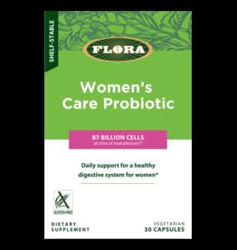 Flora Women's Care Probiotic 87 Billion 30 caps
