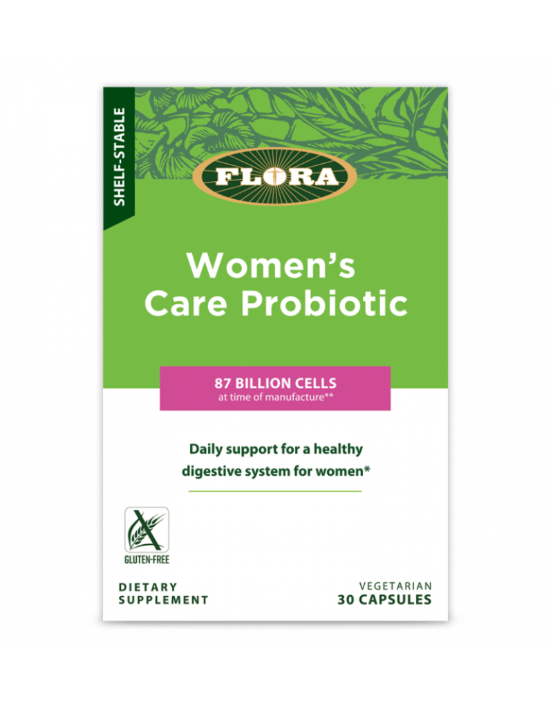 Flora Women's Care Probiotic 87 Billion 30 caps