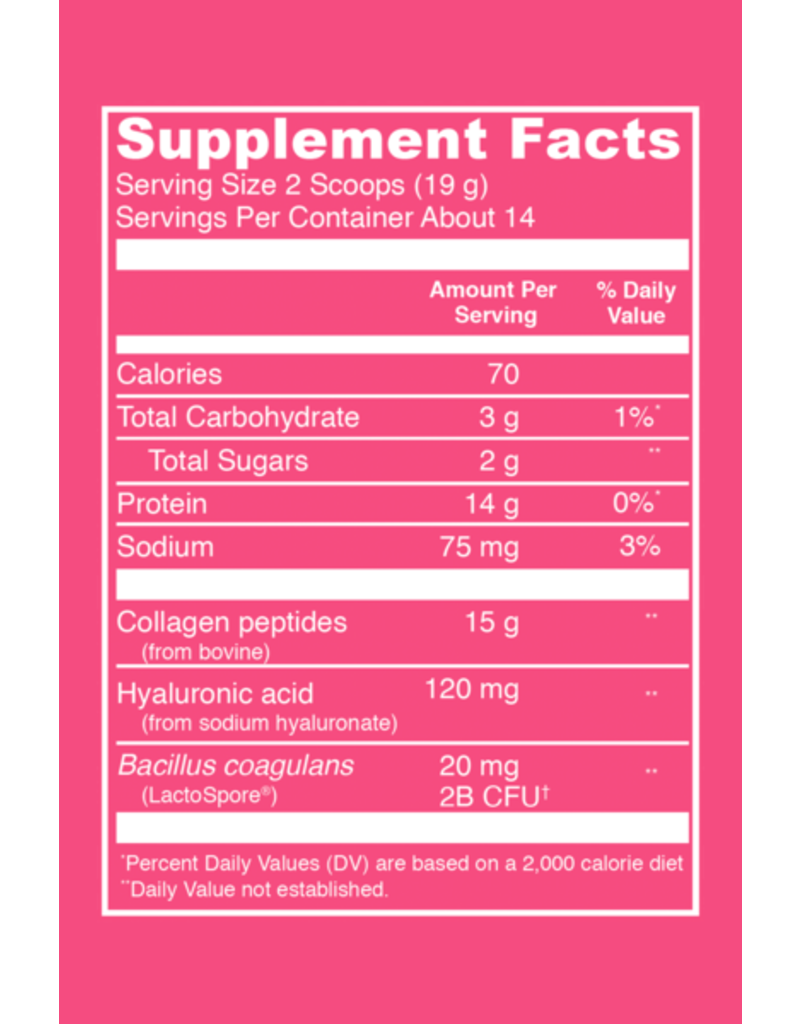 Vital Proteins Beauty Collagen Tropical Hibiscus 271g